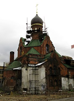 Church of Nativity of John the Baptist in Sokolniki 08.jpg