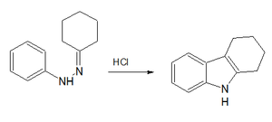 Carbazole - Borsche–Drechsel synthesis