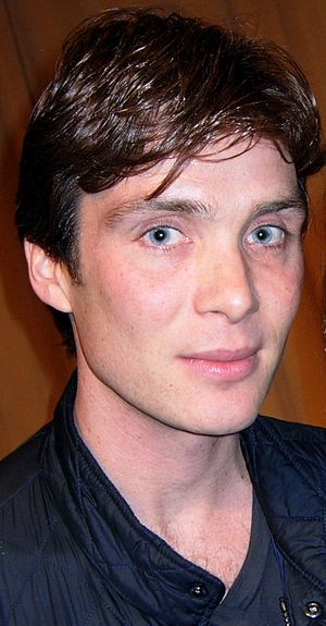 Sunshine (2007 film) - Actor Cillian Murphy who portrayed physicist Robert Capa