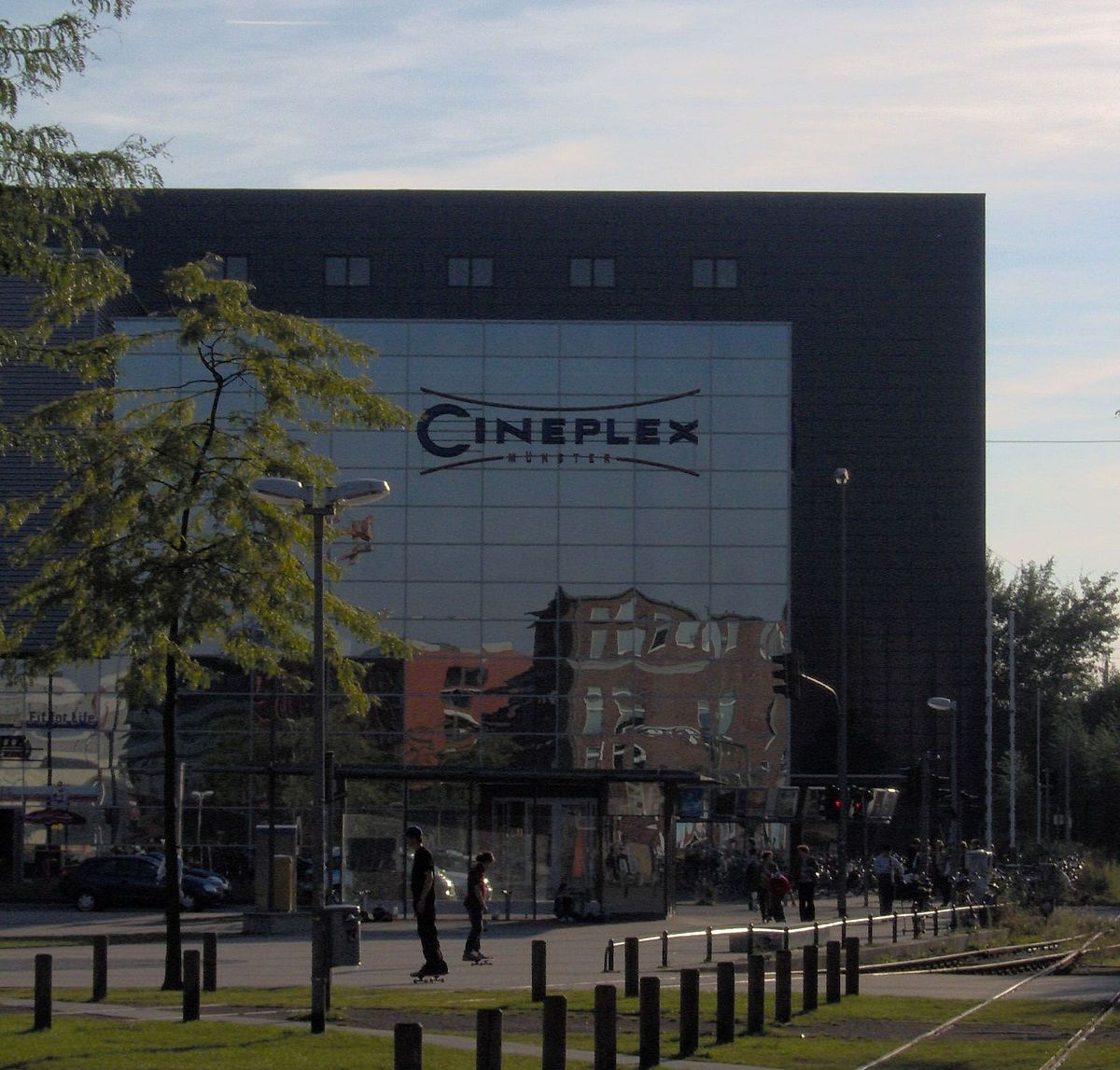 Kino Cineplex Friedrichshafen