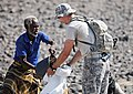 Civil Affairs Soldiers assist Eco-Dome building in Djibouti (6646460735).jpg