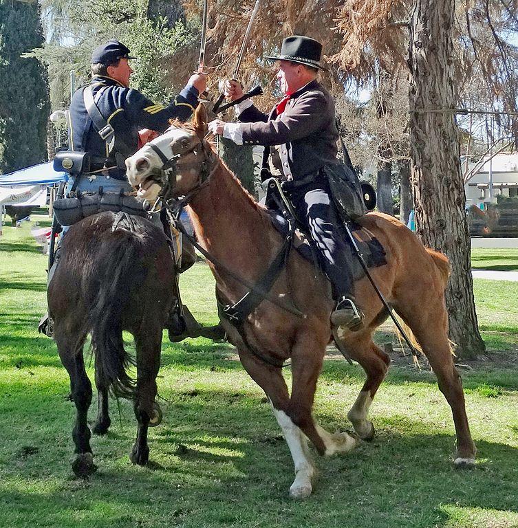 File Civil War Cavalry Charge 2 16a 24252230143 Jpg