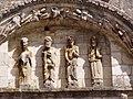 Civray facade detail2.JPG