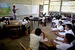 Classroom activities at Gabriela Mistral 150616-F-LP903-780.jpg