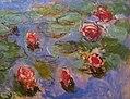 Claude Monet, Water Lilies (detail), 1914-17 (1970701507).jpg