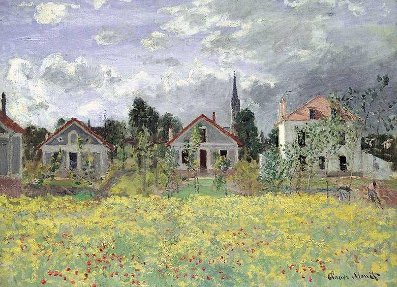 Ficheiro:Claude Monet Maisons d'Argenteuil 1873.jpg