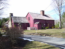 Clement Weaver House Daniel Howland House in East Greenwich RI.jpg