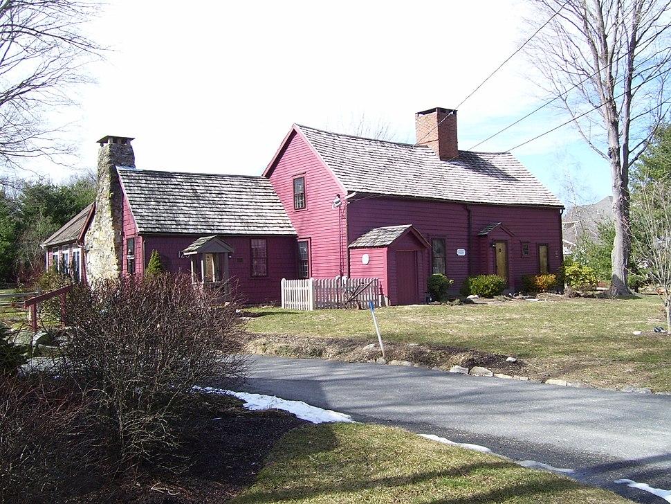Clement Weaver House Daniel Howland House in East Greenwich RI
