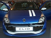 renault clio iii rs wikip dia. Black Bedroom Furniture Sets. Home Design Ideas