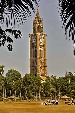 Clock Tower Mumbai University.jpg