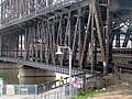Coast Starlight on the Steel Bridge, February 2018.JPG