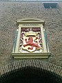 Coat-of-arms of Holland decoration in the Hague.jpg