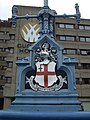 Coat of arms, Tower Bridge - geograph.org.uk - 908683.jpg