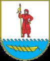 Huy hiệu của Synelnykove
