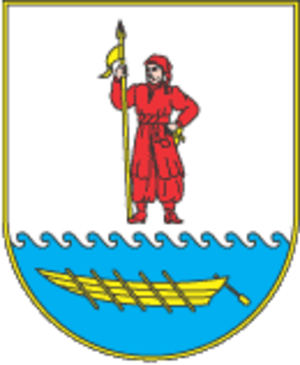 Synelnykove Raion - Image: Coat of arms of Synelnykivskiy Rayon