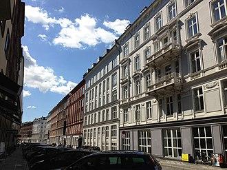 Colbjørnsensgade - Colbjørnsensgade