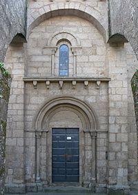 Colexiata do Sar, Santiago de Compostela 03.jpg