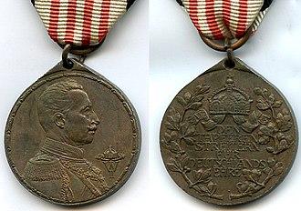 Colonial Medal (German Empire) - Image: Colonial Medal German Empire