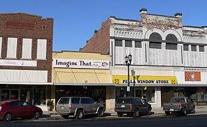 National Register of Historic Places listings in Platte County, Nebraska - Image: Columbus, Nebraska 2506 2508 13th St