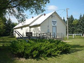 Arizona, Manitoba - Arizona Community Hall