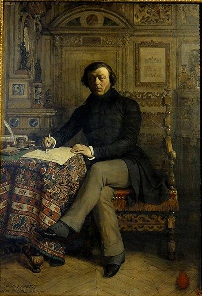 Fichier:Compiègne (60), musée Vivenel, portrait d'Antoine Vivenel par Dominique Papety, vers 1843-45 1.jpg