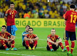 5ec1bad6a4b82 Selección de fútbol de España - Wikipedia