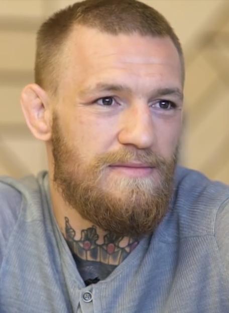 Conor McGregor 2016