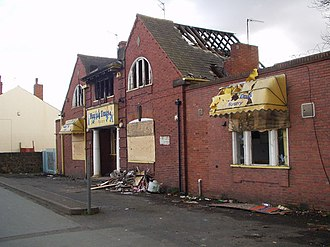 Pensnett - The Conservative Club