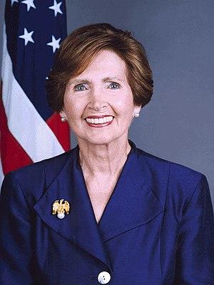 Connie Morella - Image: Constance A. Morella, US Dept of State photo portrait
