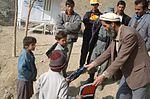 Construction continues in Salang District, PRT distributes school-kits DVIDS65365.jpg