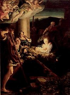 Nativity (c.1529–30) (Source: Wikimedia)