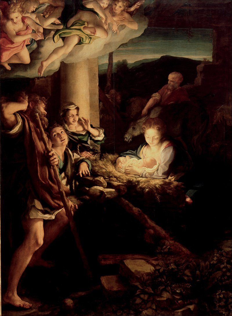 Correggio - The Holy Night - Google Art Project.jpg