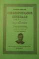 Correspondance Générale de Sainte-Beuve, Couverutre du tome 19.png