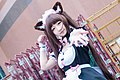 Cosplayer of Chocola, Nekopara at FF29 20170212b.jpg