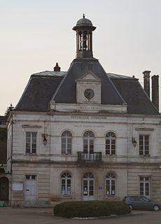 Coulanges-sur-Yonne Commune in Bourgogne-Franche-Comté, France