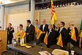 Council recognizes the Heritage and Freedom Flag as the symbol for the Vietnamese community in Seattle (18904776230).jpg