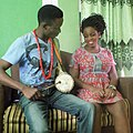Couple with the Talking Drum.jpg