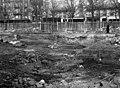 Couvent des Bernardins (ancien) - Chapelle, fouilles de mars 1888 - Paris - Médiathèque de l'architecture et du patrimoine - APMH00006664.jpg