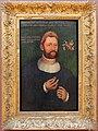 Cranach il vecchio (seguace), ritratto del medico leon braunsberg.JPG