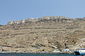 Crater rim near Athinios port - Santorini - Greece - 01.jpg