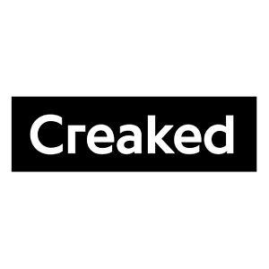 Creaked Records - Image: Creaked Records logo