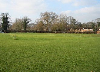Buckinghamshire County Cricket Club - Pound Lane, used by Buckinghamshire in the 2011 season