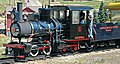 Cripple Creek & Victor Narrow Gauge Railroad No 1 steam locomotive (0-4-4-0) 1 (22571300823).jpg
