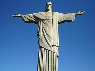 Paul Landowski - Image: Cristo Redentor Rio de Janeiro 2