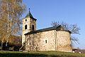 Crkva Svetog Nikole, Stara carsija kraj Gornjeg Milanovca.jpg