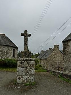 Croix de Saint-Guéhen à Saint-Carreuc.JPG