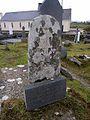 Cross of the thieves, Killeen Graveyard - geograph.org.uk - 1403695.jpg