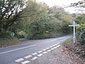 Crossroads, near Ivy Cottages - geograph.org.uk - 1575216.jpg