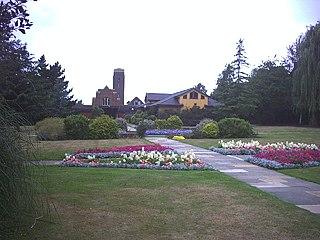 Mitcham Road Cemetery