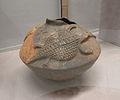Cruche à motifs zoomorphes Luba-Musée royal de l'Afrique centrale.jpg